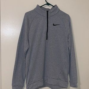 Nike 1/4 zip pullover sweater